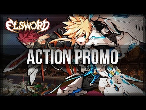 [Elsword Official] Action Promo Trailer