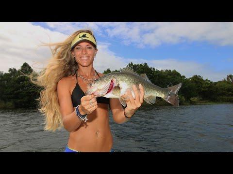 Lake Ida Florida Bass Fishing For Peacocks And Largemouths