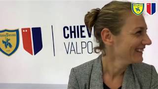 06.08.2018- Presentazione ufficiale ChievoVerona Valpo e nuovo logo