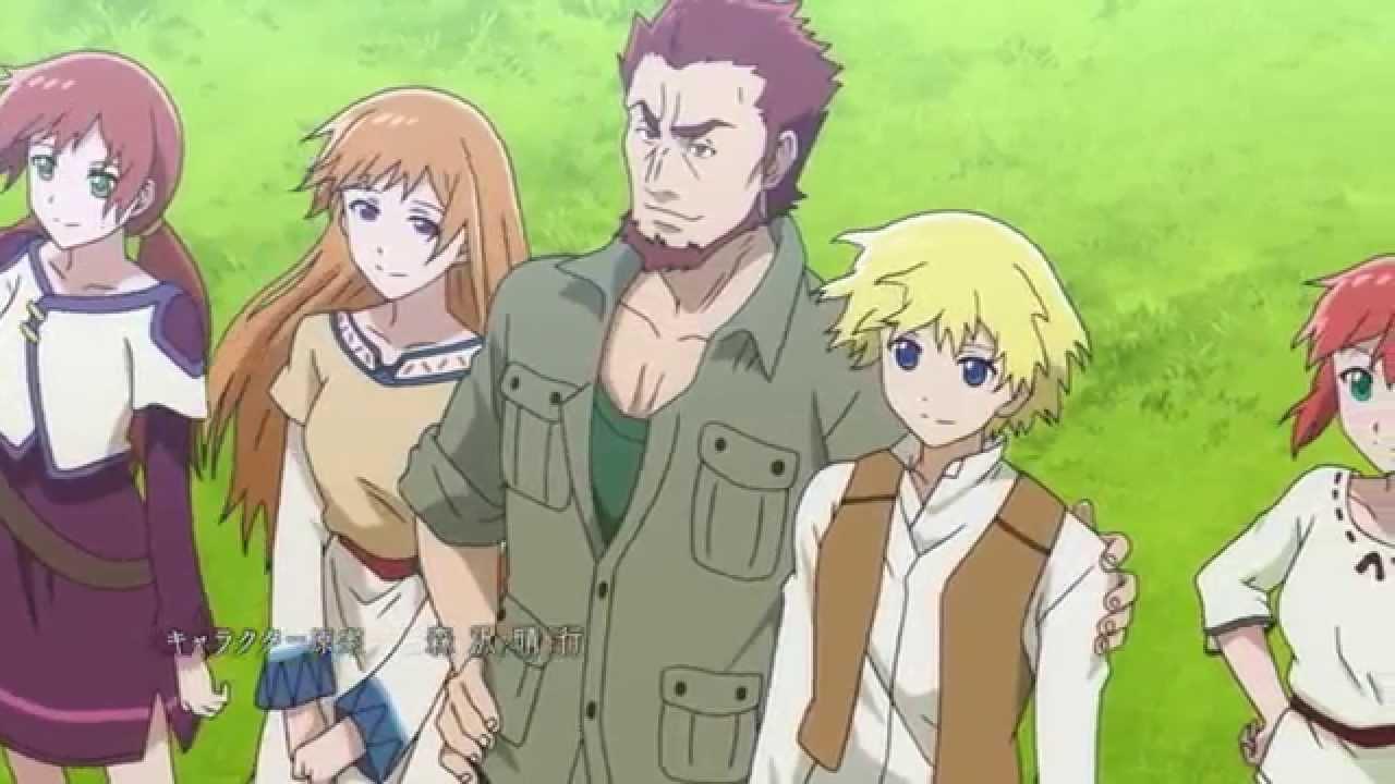 Toaru Hikuushi e no Koiuta (Anime) | AnimeClick.it