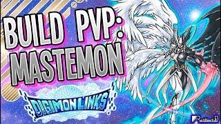 Build PVP: Mastemon -Digimon Links-