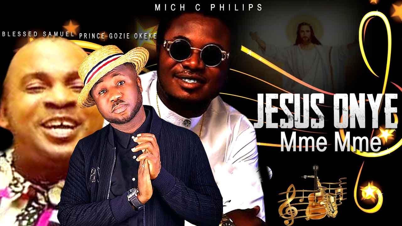 Download BLESSED SAMUEL | JESUS ONYE MME MME | WORSHIP SONGS 2021 | NEW SONGS | CHRISTIAN MUSIC | PRAISE