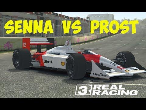 Real Racing 3 McLaren MP4/4 Ayrton Senna