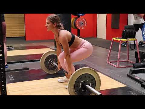 How to lift & How not to lift | Maddie Graham & Kyl Raggio