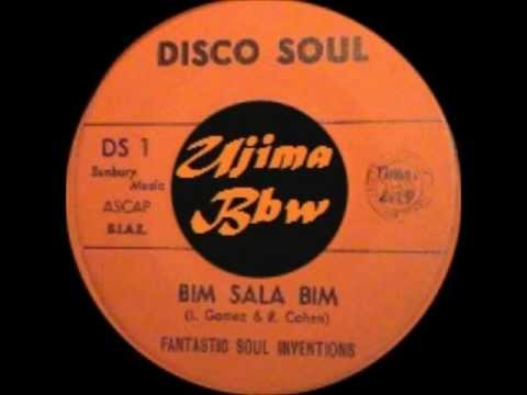 HUDSON COUNTY -- Bim Sala Bim - DISCO SOUL RECORDS.wmv