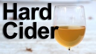 Easy Hard Cider How To : Gardenfork.tv