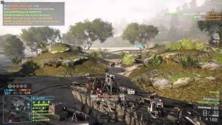 Battlefield 4 Attack Boat on Flood Zone