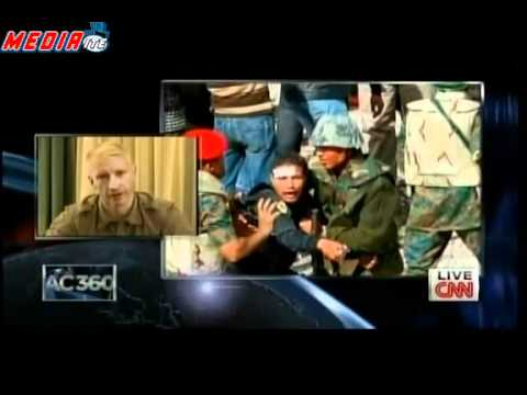 Anderson Cooper Egypt Report   CNN   Video   Mediaite