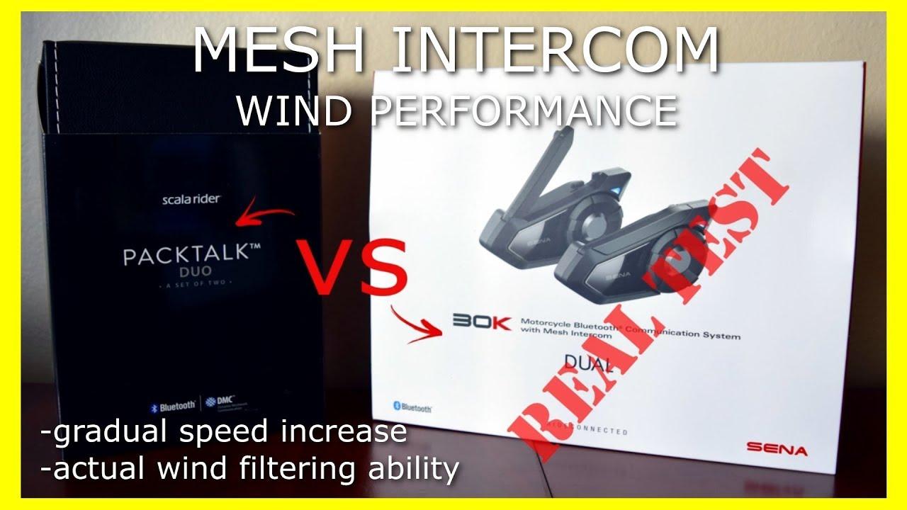 sena 30k vs cardo packtalk mesh intercom quality test. Black Bedroom Furniture Sets. Home Design Ideas