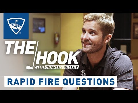 The Hook with Charles Kelley | Rapid Fire Questions - Brett Young | Topgolf