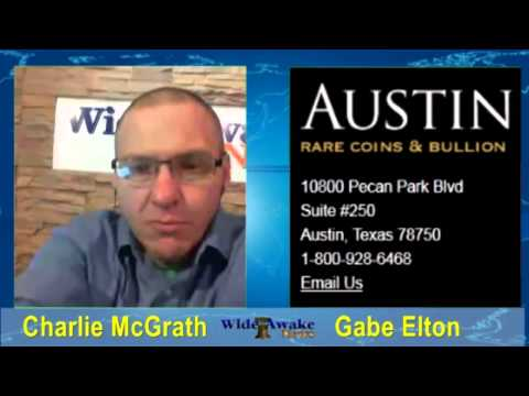 W.A.N. Radio 2-20-13 hr2 with Gabe Elton of Austin Coins and Bullion