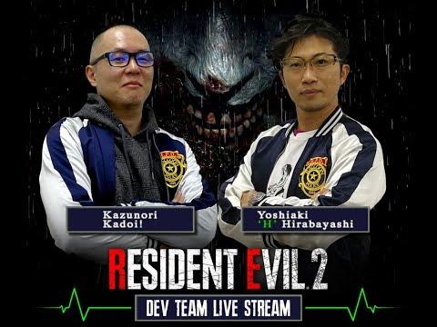 [Official] Resident Evil 2 Developer stream with Capcom UK! (Part 1)