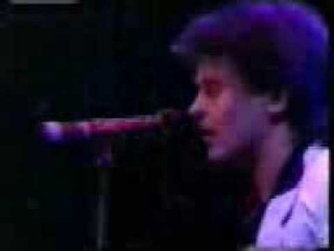 Paul Young Wherever I Lay my hat - live