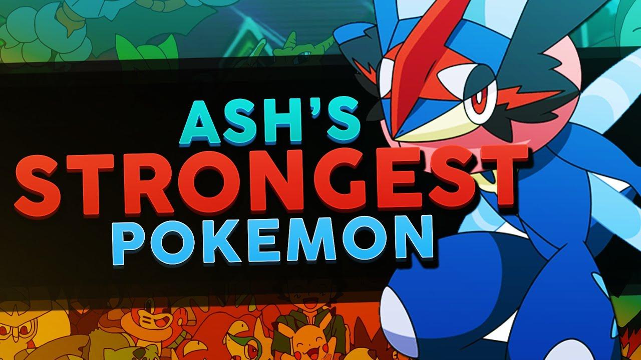 Best pics of pokemon ash