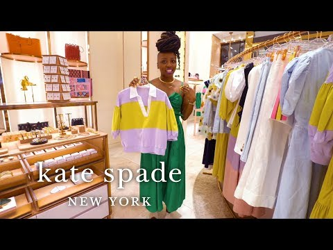 top picks with niesha - june new arrivals | talking shop | kate spade new york