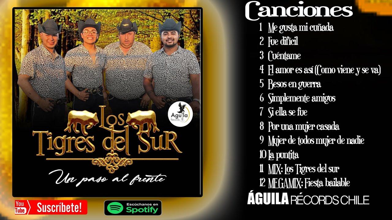 LOS TIGRES DEL SUR - Música campesina - Disco Completo