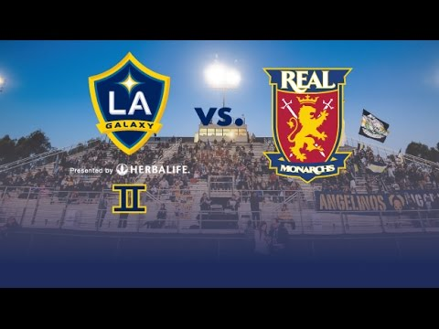 LA Galaxy II vs. Real Salt Lake Monarchs SLC
