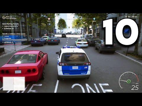 Police Simulator - Part 10 - NEW PATROL VEHICLE |