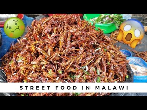 TRYING MALAWIAN STREET FOOD