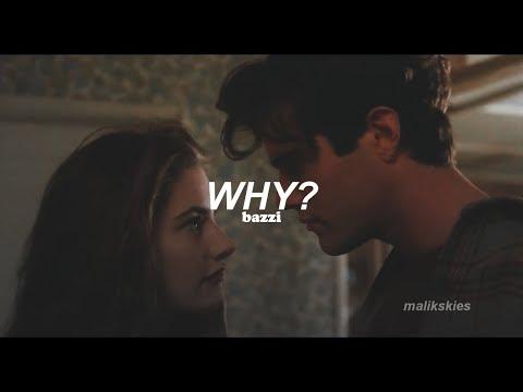 Bazzi - Why? Traducida al español