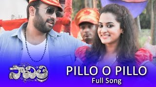 Pillo O Pillo Full Song - Savitri Movie Songs - Nara Rohit, Nanditha