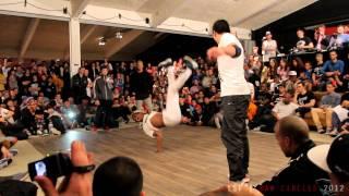 Momentum Crew vs Pockemon Crew | RAW CIRCLES 2012