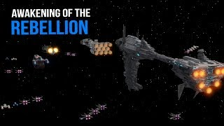 Galactic Empire Campaign Ep 8 |Star Wars - Awakening of the Rebellion|