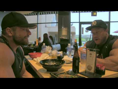 Mr. Olympia Phil Heath and Marc Lobliner on How to be Great   MUST SEE UNEDITED DISCUSSION