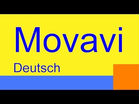Gutes Videobearbeitungsprogramm: Movavi Video Editor [Deutsch, Download]