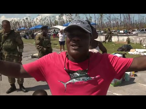 Dorian survivors in Bahamas: 'We need help. We need to get out of here'