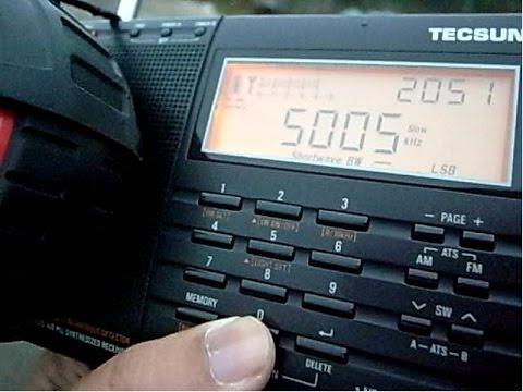 5005kHz Radio Malabo / Radio Bata, Equatorial Guinea (20:51UTC, Oct 12, 2014 )