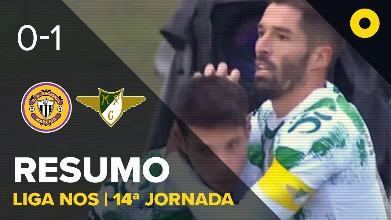 Насьонал  0-1  Морейренси видео