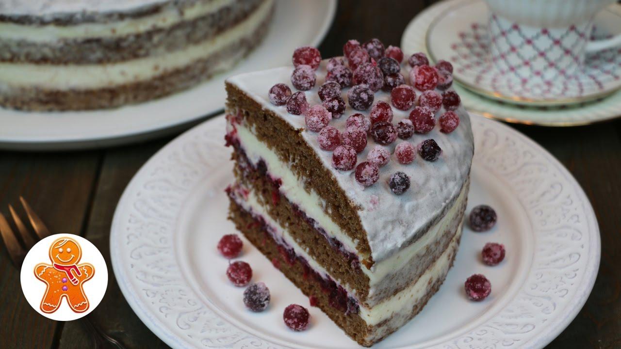 """Торт """"Зимняя сказка"""" очень домашний и вкусный ✧ """"Winter Fairy Tale"""" Cake (Englis"""