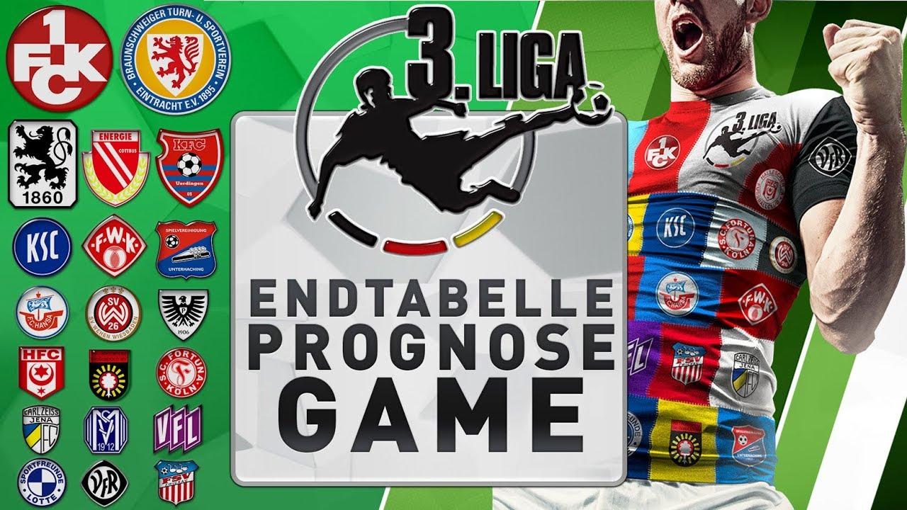 Prognose 3 Liga