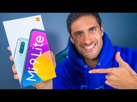 O TÃO ESPERADO Xiaomi Mi 9 Lite - Unboxing