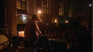 Wovenhand Live in Roepaen , Ottersum 14 Dec 2010 intro + Hutterite mile