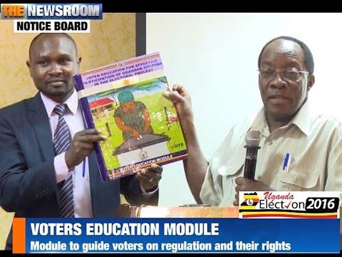 Voter Education Module