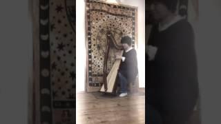 獣の奏者エリンの挿入曲をアイリッシュハープで弾いてみました。 Compos...