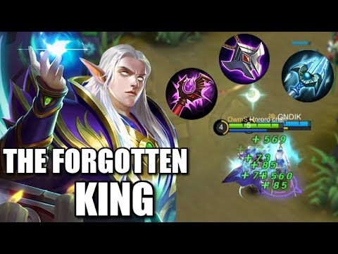 THE FORGOTTEN HERO KING ESTES IS STILL THE BEST HEALER