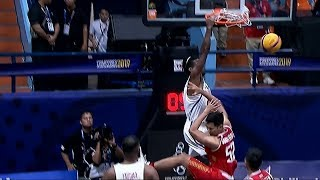 Finals Highlights: Philippines vs Indonesia   3X3 Basketball M   2019 SEA Games