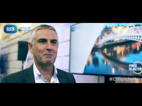 ESB & Free Electrons Pitch Off - Trinity College, Dublin, June 30th, 2017