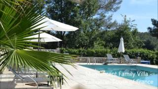 Bastide de la Brague Villa to rent South of France