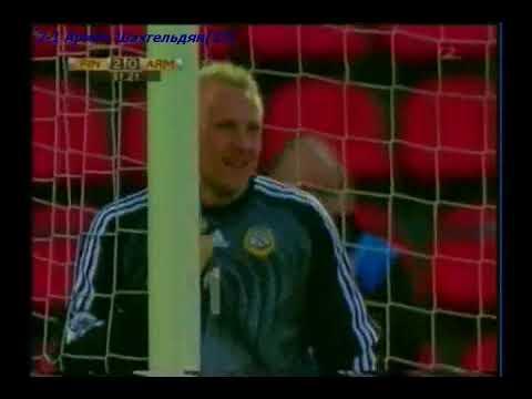 QWC 2006 Finland Vs. Armenia 3-1 (09.10.2004)