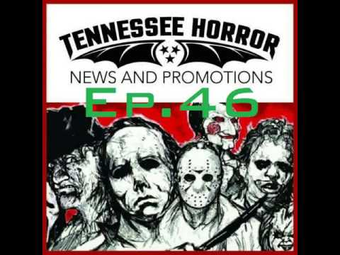 Horror podcast - Bill Moseley Interview on Tn Horror News The Horror Basement Podcast 46