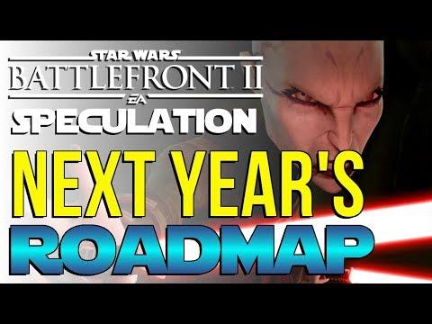 Star Wars Battlefront 2 | Speculative 2019 Roadmap | Scarif, Clone Wars, Ahsoka, Thrawn, Episode 9