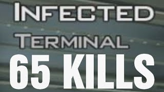 """MW3 Infected: My Most Kills Ever 65-1 MOAB """"Call of Duty: Modern Warfare 3"""" Gameplay"""