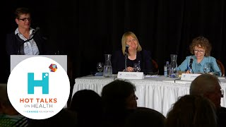 Hot Talks on Health 2016 -- Caregivers: Lessons from the UK, Opportunities for Ontario