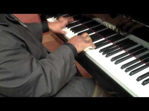 Booker T. Jones & The MG's - Green Onions (Piano Improv)