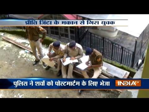 Body Found Outside Actress Priety Zinta's House In Shimla