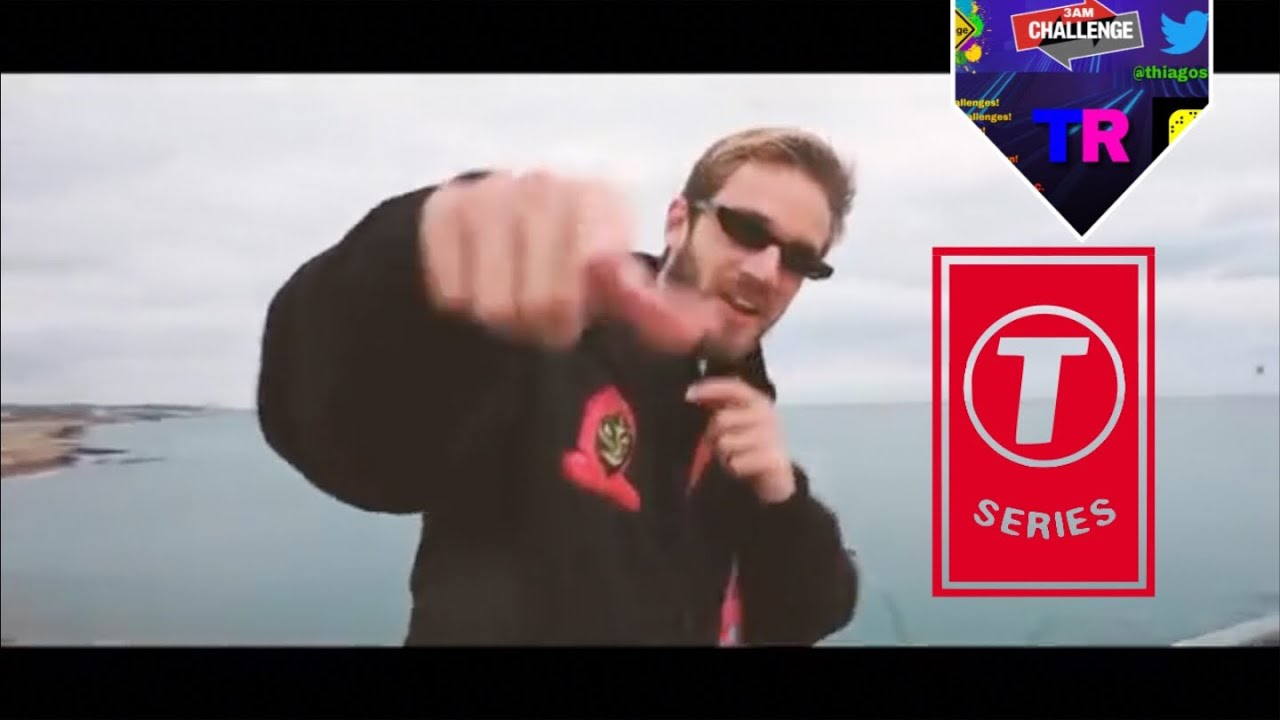 PewDiePie DISS TRACK on TSERIES (GONE NICE!)